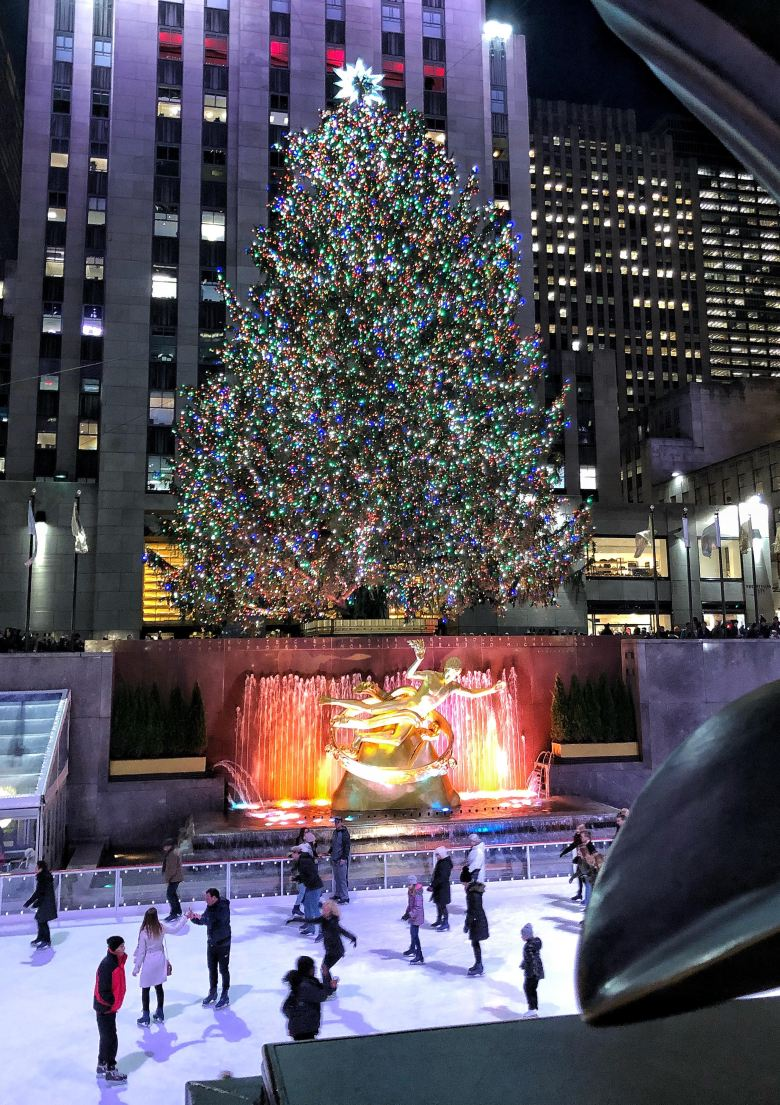New York City During the Holidays – Style As Needed