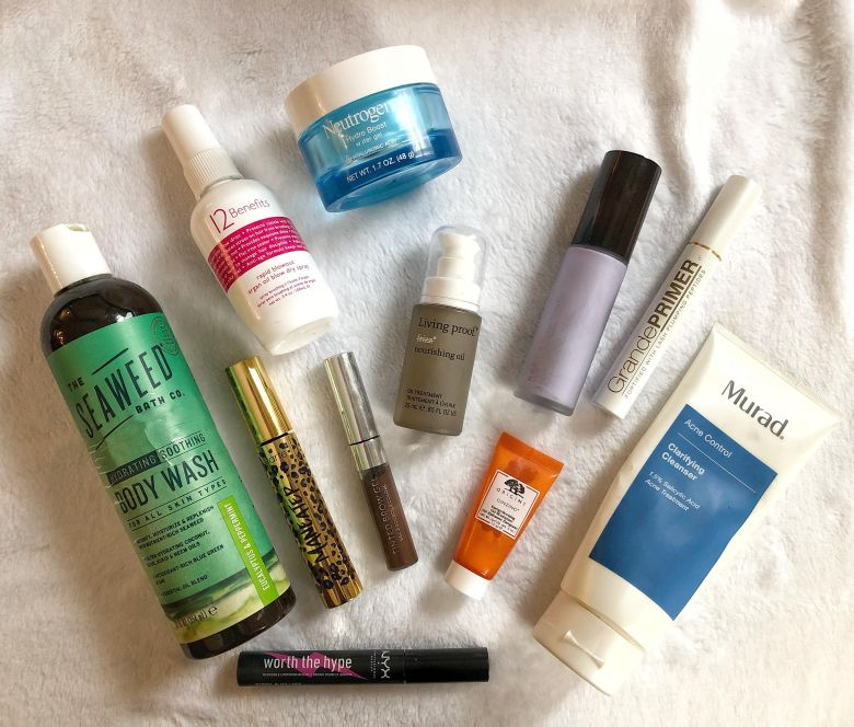 October Empties 4